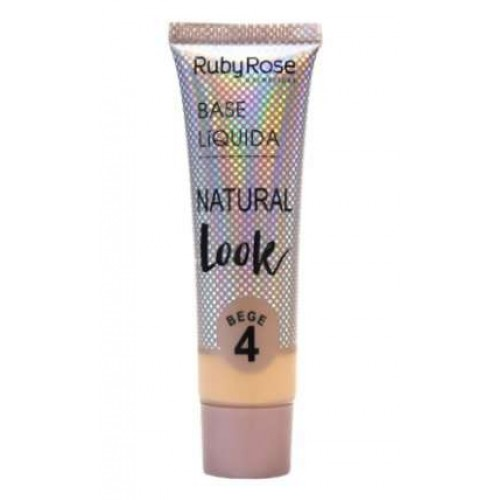 BASE NATURAL LOOK BEGE 4 RUBY ROSE 29ML