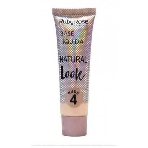 BASE NATURAL LOOK NUDE 4 RUBY ROSE 29ML