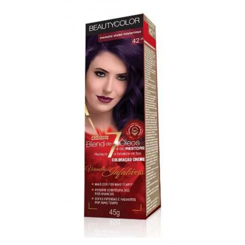 BEAUTY COLOR 42.26 MARSALA VIOLET MISTERIOSO 45G