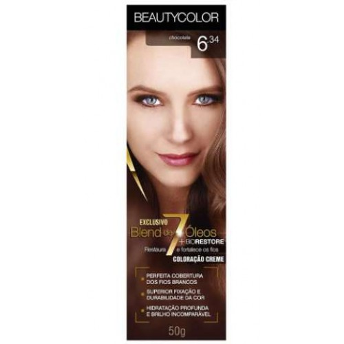 BEAUTY COLOR 6.34 CHOCOLATE 45G