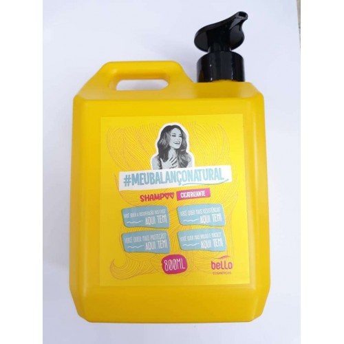 BELLO SHAMPOO CICATRIZANTE 800ML