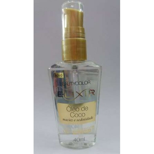 ELIXIR ÓLEO DE CÔCO BEAUTY COLOR 40ML