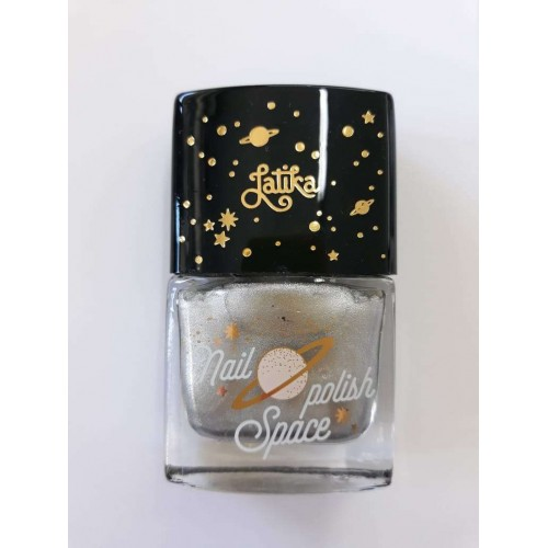 ESMALTE LATIKA SPACE MOONSHINE PEROLADO 9ML
