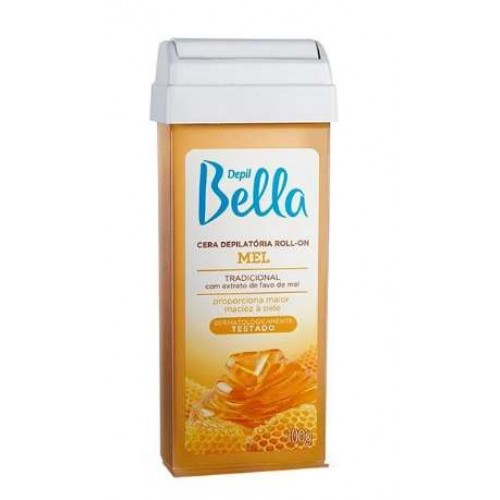 REFIL CERA ROLL ON MEL DEPIL BELLA 100G