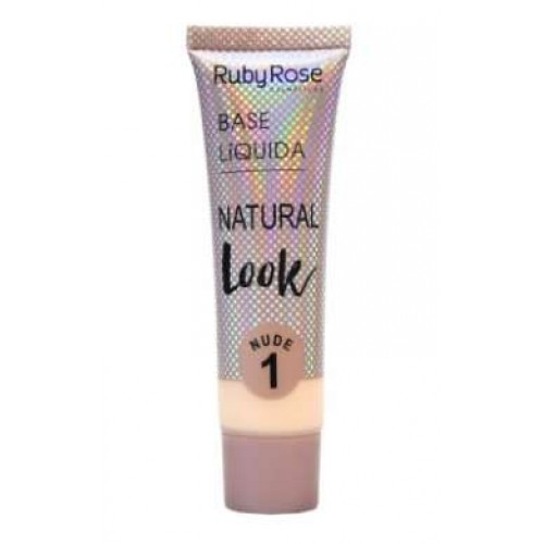 RUBY ROSE BASE NATURAL LOOK NUDE 1 29ML